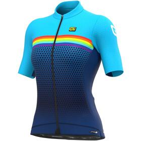 Alé Cycling PR-S Bridge SS Jersey Women light blue